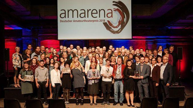 Fazit Zum Amarena Festival 2018 Verband Hamburger Amateurtheater Ev