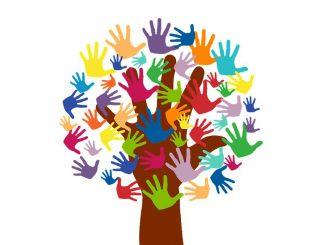 Helfende Hände (gemeinfrei)
