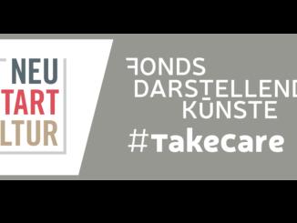 Fonds Darstellende Künste | NEUSTART KULTUR | #TakeThat